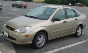 2006 Ford Focus S Sedan - ideal for parts.