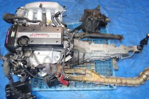 Lexus IS300 Altezza Beams 3SGE VVti Engine 6 Speed Transmission