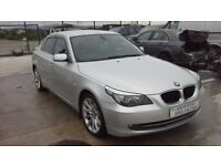 **FOR BREAKING** 2009 BMW 520D DIESEL (AUTOMATIC).