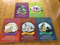 Damian Dorothy Supersleuth book set
