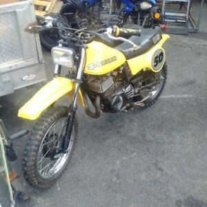 1982 SUZUKI DS50!!! RARE SUMMER SALE!!