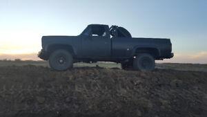1978 Chevrolet C/K Pickup 2500 Pickup Truck