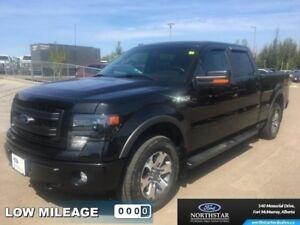 2014 Ford F-150 FX4  - Sunroof - Navigation - Tailgate Step - $2