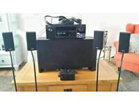 Bose Acoustimass 15 + Denon AVR-X2200W 5.1 THEATRE SYSTEM