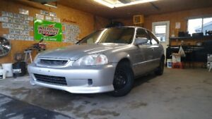 Honda Civic Cx 1999 SIR