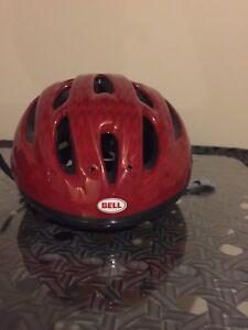 Casque de vélo de marque BELL (homme ou femme)