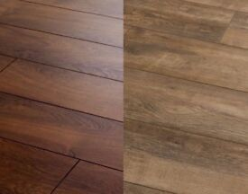 Quality, Low Price Laminate & Vinyl | Only £6.99m² | Private Seller | Immediate Fitting