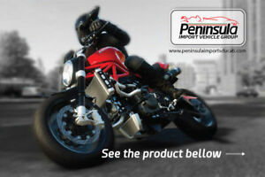 DUCATI MONSTER 1200 CARBON RADIATOR SIDE GUARDS