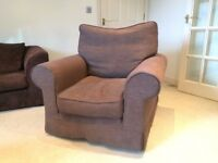 Collins & Hayes armchair - very comfy and great condition
