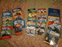 Thomas books collection