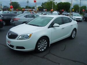 2014 BUICK VERANO BASE- LEATHER INTERIOR, ONSTAR, BLUETOOTH, SAT