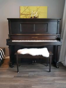 Beautiful 100+ years piano