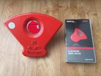 AL-KO Secure Caravan Wheel Lock Kit. ALKO lock 28. Complete.
