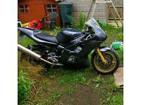 Yamaha R6 5eb