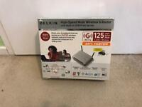 Belkin high speed wireless router
