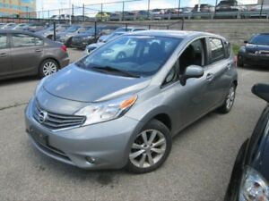 2014 Nissan Versa Note SL NAVIGATION! BLUETOOTH! CRUISE CONTR...