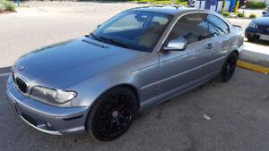2005 BMW 3-Series 325 ci Coupe (2 door)