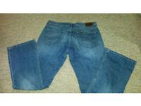 bundle jeans size 36w ,32l
