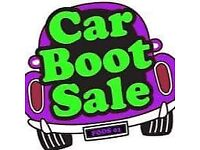 Smalley car boot sale August 20th
