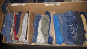 Boys pants OVER 50 PAIR!