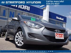 2013 Hyundai Elantra GL | AUTO | LOW KM | HEATED SEATS |