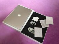 "MacBook Pro Retina Display 15""4inch 16GB 2.2 GHz Intel Core i7 Intel Iris Pro 1536 MB Apple warranty"