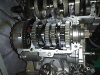 YAMAHA R6 5EB OR MT COMPLETE GEARBOX