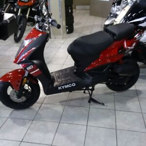 ***KYMCO SUPER 8 50R FOR SALE LIKE NEW WITH ONLY 12 KMS!!***