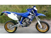 wr 250 super moto ,