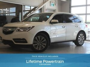 2016 Acura MDX Technology-Moon Roof-Nav-Rear Seat DVD Player