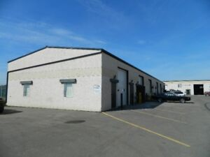 WEST END WAREHOUSE CONDO FOR LEASE: 12916-156 ST