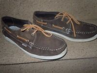 MENS DUFFER OF ST.GEORGE DECK/BOAT SHOES LOAFER