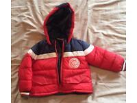 12-18month warm winter coat
