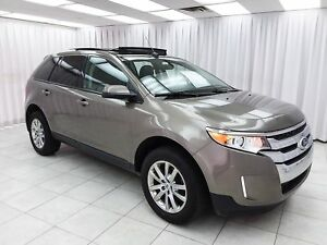 2014 Ford Edge SEL AWD V6 SUV w/ BLUETOOTH, HEATED SEATS, DUAL C