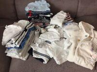 Baby Boy Clothes 0-1m, 0-3m