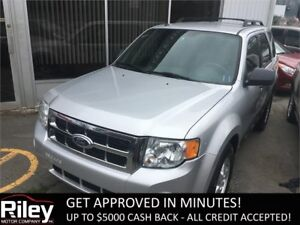 2010 Ford Escape XLT STARTING AT $119.93 BI-WEEKLY