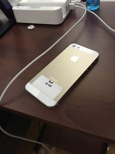 iPhone 5s 16GB Bell