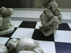 7 Karma sutra figurines