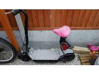 24v 500w Electric Scooter Needs Batteries