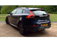 2017 Volvo V40 D2 (120) Cross Country Nav Plu Automatic Diesel Hatchback
