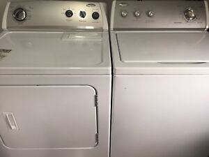 Nice Whirlpool Washer/Dryer for sale