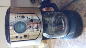 Oster Coffee Maker Like New $20.00