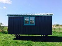 Shepherds hut--made to order--Hampshire Down Huts