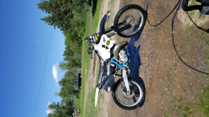 FOR sale TRX 450 r /1993 yamaha yz 125 .ready to ride