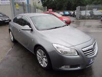 Vauxhall Insignia SRI NAV CDTI (silver) 2012