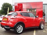 2015 Nissan Juke 1.6 Acenta 5 door Xtronic Petrol Hatchback