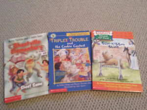 The Adventures of the Bailey School Kids books