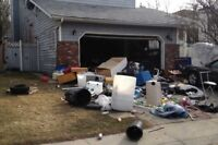 Anything from grass cutting to junk removal