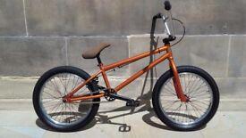 Month old Mongoose R120 BMX bike