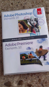 Adobe Photoshop & Premier Elements with Serial Numbers